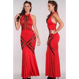 Red Evening Dress AG6427-3