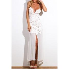 White Dress AG60142-1