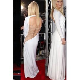 White Dress AG6860