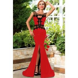 Red Dress AG61013-3