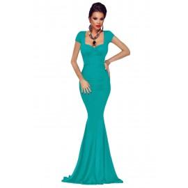Green Dress AG61120-9