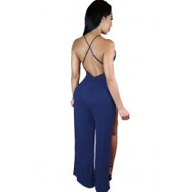 Jumpsuit Blue AG64085-5