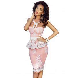 Pink Dress AG61201-10