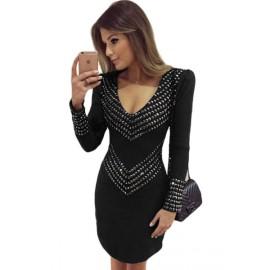 Black Dress AG22789-2