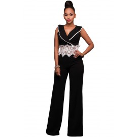 Sexy Jumpsuit Nera AG64261-2